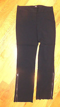 Pants Black Express Stylist Sz. 8/R Stretchy-Fl... - $6.23