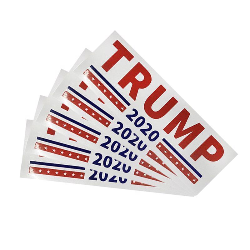 Donald Trump Election 2020 Baseball Cap Keep America Great USA Flag Car Bumper