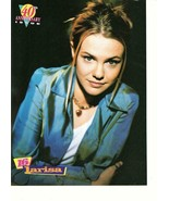 Larisa Oleynik Real Mccoy teen magazine pinup clipping Secret of Alex Ma... - $7.00