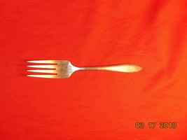 "6 1/4"", Silver Plated, Salad Fork, Nobility Plate/Oneida, 1937 Reverie P... - $4.99"