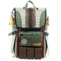 Star Wars Boba Fett Laptop Backpack - $65.10