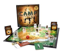 Camp Board Game - $20.97