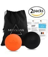 MOSSLIAN Therapy Balls for Trigger Point Therapy,Myofascial Release Tool... - $18.80 CAD
