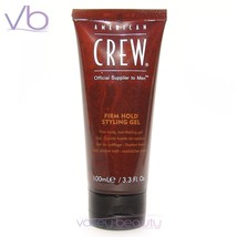 AMERICAN CREW (Firm Hold, Styling Gel, Alcohol-FREE, Non-Flaking, Travel... - $9.00