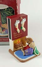 hallmark keepsake ornament Collecting Memories A Perfect match Dated 199... - $5.93