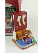hallmark keepsake ornament Collecting Memories A Perfect match Dated 199... - $5.93