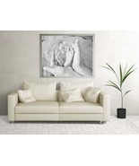 BABY feet print, home decor Art, PRINTABLE happy feet, DIGITAL Download - $1.10