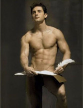 """HIGH QUALITY PORTRAIT OIL PAINTING ON CANVAS : """"NUDE MALE"""" 24""""X36"""" - $29.69"""