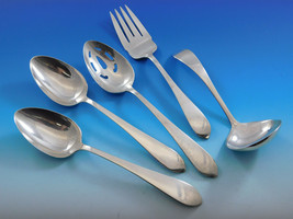 Pointed Antique by R&B / D&H Sterling Silver Essential Serving Set Large 5-piece - $349.00
