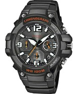 Casio Analog Sport Chronograph Men`s Watch New In Box - $86.00