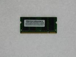 2GB DDR2 Gateway LT2005g, LT2005u, LT2007g, LT2016u, LT2021u Netbook Memory RAM