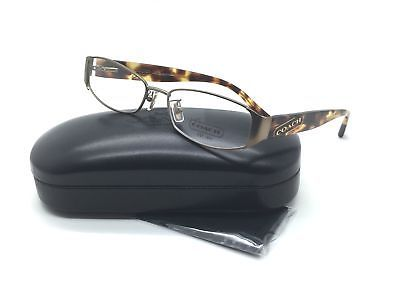 e746e2a032cc Coach Women Brown New Eyeglasses HC 5019 and 50 similar items