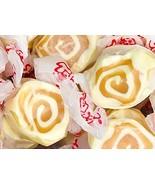 5 LB. Caramel Cheesecake (Cream with Brown Center Swirl) Salt Water Taff... - $24.21