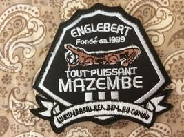 Patch TP Mazembe Democratic Republic Congo Africa Champions League Lubum... - $4.95