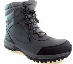 MERRELL ENDERSY MID THERMO MEN'S GRANITE WATERPROOF BOOTS SZ 12, #J311503C - $2.599,52 MXN