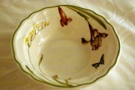 """Epoch Summer Meadow Rimmed Cereal Bowl 7"""" - $6.92"""
