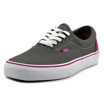 Vans Unisex ERA HEEL POP PEWTER FUCHSIA RED Skate Shoes Mens 8 Womens 9.5 - $63.99