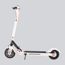 GlareWheel 8.5'' Electric Scooter High Speed 18.6 Miles Long-range Battery - $399.99