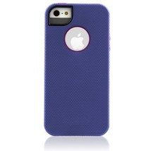 HyperGear Freestyle Snap On Case Cover iPhone SE/5/5S Violet / Purple - $3.99