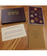 1970 Coinage of Great Britain and Northern Ireland Coin Set - $28.49