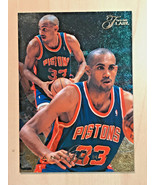 1995-96 Flair Grant Hill  Basketball Card  - $0.98