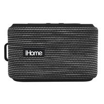 iHome iBT370V2GBC Bluetooth Portable Water Resistant Speaker GR/BK - $45.99