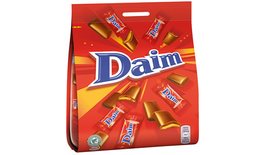 Marabou Daim Mini Chocolate Bag 200g (7.0 oz) Made in Sweden (SET OF 6 b... - $64.34