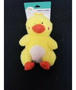 Zippy Paws Cheeky Chumz Duck Squeaky Plush Puppy Dog Toy - £7.05 GBP