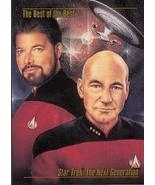 1993 Skybox Star Trek Master Series #48 The Best of the Best M/NM - $2.93