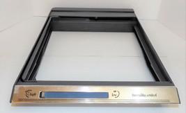 Amana Refrigerator : Crisper Cover Frame : Left (10182508) {P3405} - $43.61