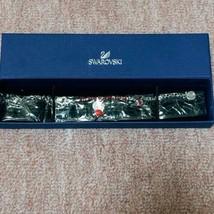 SWAROVSKI X Hello Kitty Auth 1120614 Valentine Bracelet New Unused from ... - $208.05