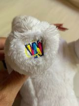 """Webkinz Jack Russell Terrier HM168 Soft Plush Animal Ganz W Code Tag 11"""" Used image 12"""
