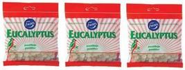FAZER Eucalyptus 3 x 200g FINLAND - $15.83