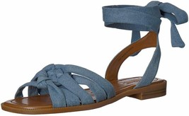 Nine West Women'S Xameera Denim Flat Sandal - $57.02+