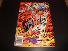 Uncanny X-Men #184 Marvel Comic Book From 1984 VF 8.0 Condition 1ST Forg... - $4.54