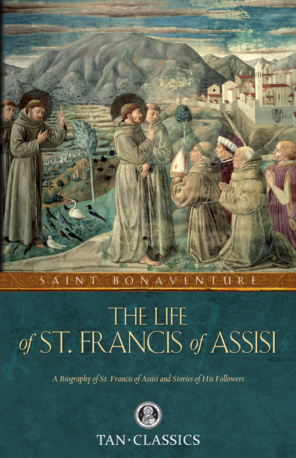 The life of st. francis of assisitc0214x
