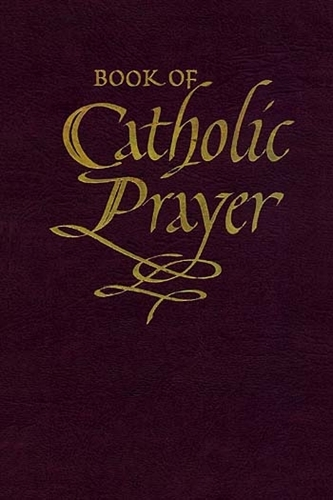 Book of catholic prayer  deluxe edition  10641