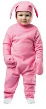 Rasta Imposta A Christmas Story Xmas Bunny Childrens Halloween Costume GC2900 - £27.25 GBP