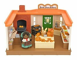 Sylvanian Families shop Freshly baked bakery forest - $117.47