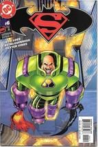 Superman/Batman Comic Book #6 DC Comics 2004 NEAR MINT NEW UNREAD - $3.50