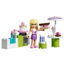 LEGO Friends Stephanie's Outdoor Bakery (3930) New Building Toy Set - $19.88