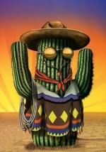 Sorry Cacti - Tree Free Greeting Card - 11075 - $2.96