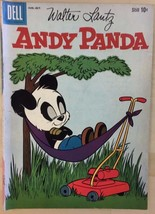 ANDY PANDA #51 (1960) Dell Comics VG+ - $9.89