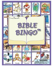 Bible Bingo Game - $20.55