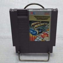 Nintendo Entertainment System NES Marble Madness 1985 Japan - $5.89