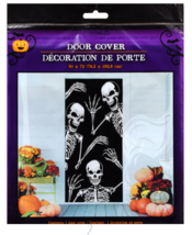 """Halloween Themed Wall Cover Poster Decoration 30"""" x 72"""" inches - Skeletons"""