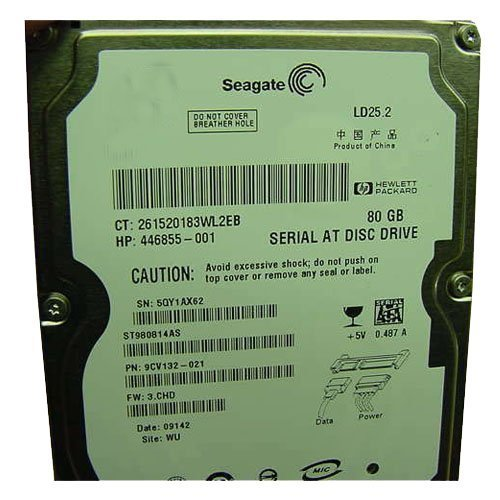 ST980814AS SEAGATE 80GB 5.4K SATA HDD