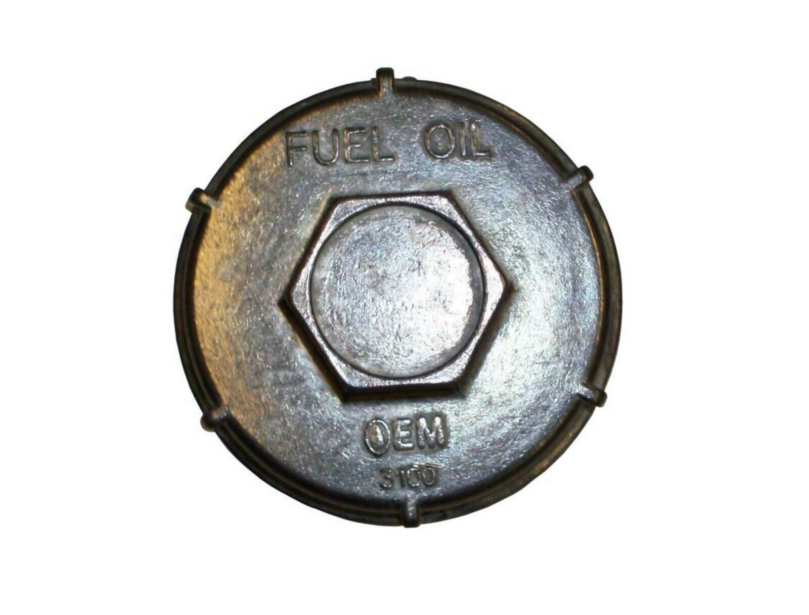 Primary image for Beckett Oil Tank Cap OEM 3100 Speed Fill Cap Made of Zinc