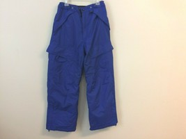 Protection System Youth Ski Snow Snowboard Pants Blue Size 14/16 Insulat... - $24.99