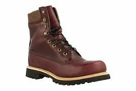 Timberland Boot A1JXM USA Made Granate 41 Red - $242.49